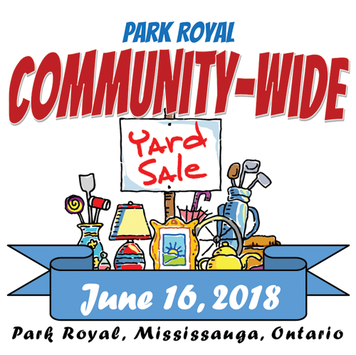 Park Royal Community-wide Yard Sale