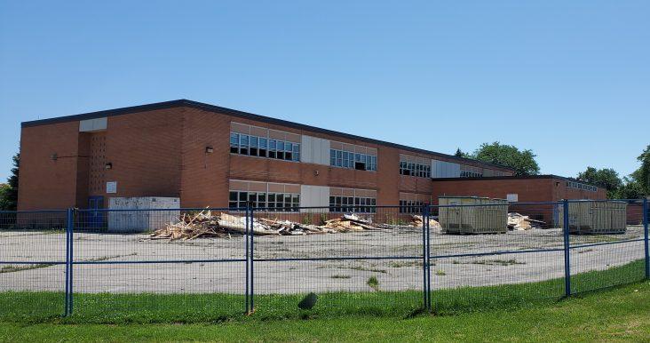 Photo of Elmcrest Public School, July 10, 2021